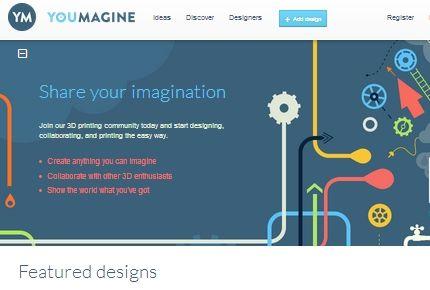 5 Siti dove scaricare Oggetti e Modelli per Stampa 3D