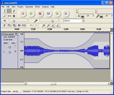 Super programma per manipolare qualsiasi file audio