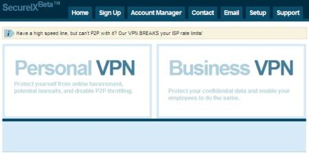 Connessione VPN gratuita a 256 Kbps per navigare sicuro