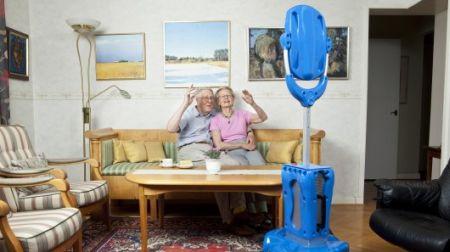 GiraffPlus: Assistenza Robotica per Anziani in Casa