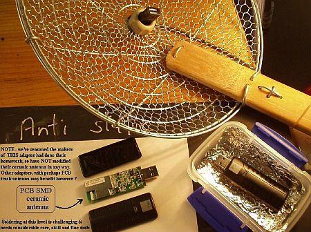 Migliora il tuo segnale WiFi con una antenna fai-da-te
