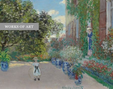 Monet: Catalogo online di Quadri e Disegni Art Institute Chicago