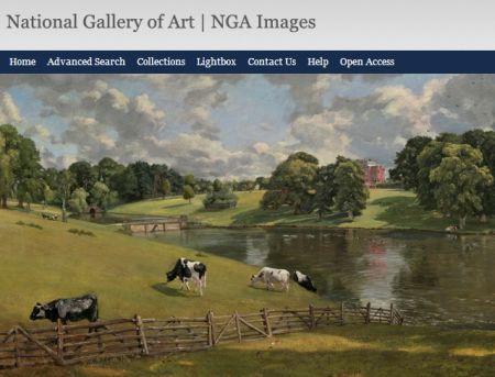 National Gallery of Art: Scarica 25000 capolavori a 3K pixel