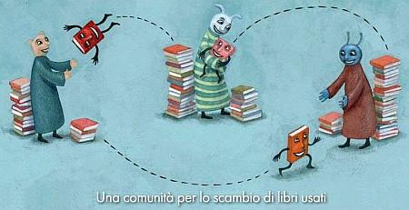 Scambia i tuoi Libri Usati con quelli che vuoi Leggere