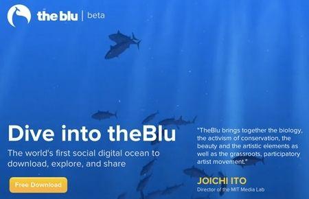 TheBlu: Oceano Digitale su PC da esplorare e condividere